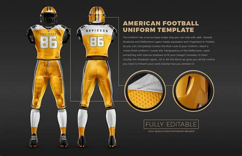 football jersey pattern photoshop the most realistic football uniform photoshop template is