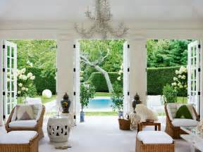 Hamptons Beach House Interior Design Get The Look The Hamptons From A New Yorkers Point Of View