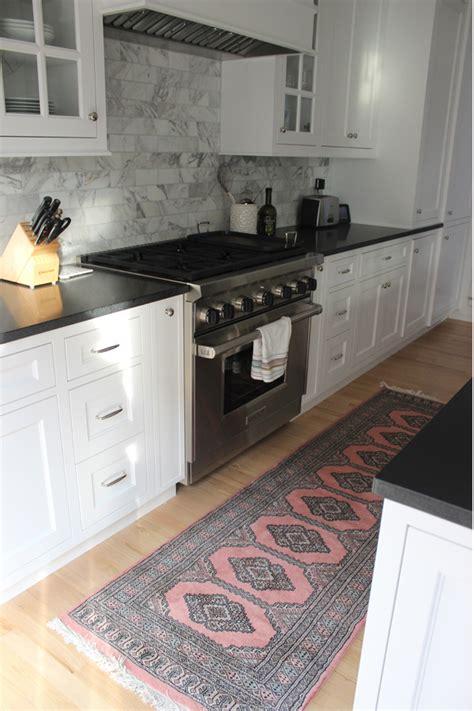 Kitchen Runner Rugs Our Kitchen Runner Ak Studio