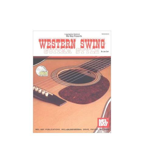 guitar swing western swing style guitar