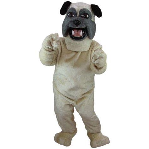 pug costume for adults pug professional quality mascot costume size ebay