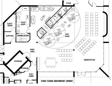 chrysler building floor plans set for a fall 2011 opening the new chrysler museum glass