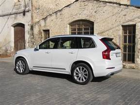 Volvo Xc90 In Hybrid 2016 Volvo Xc90 T8 In Hybrid Engine Drive