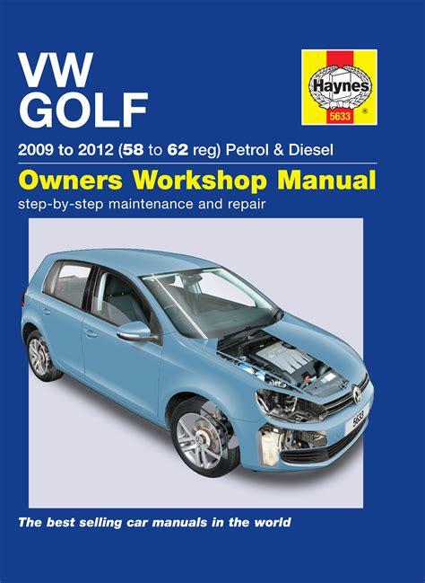 automotive service manuals 2003 volkswagen golf auto manual haynes 5633 workshop repair manual guide vw golf petrol