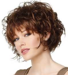 Haircuts for short thick curly hair short curly hair