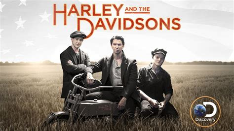 harley davidson documentary biography channel discovery harley and the davidsons youtube