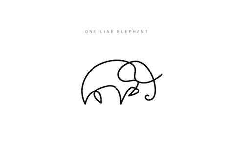 One Line Animal Drawings one line animals by differantly design