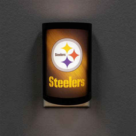 pittsburgh steelers led light