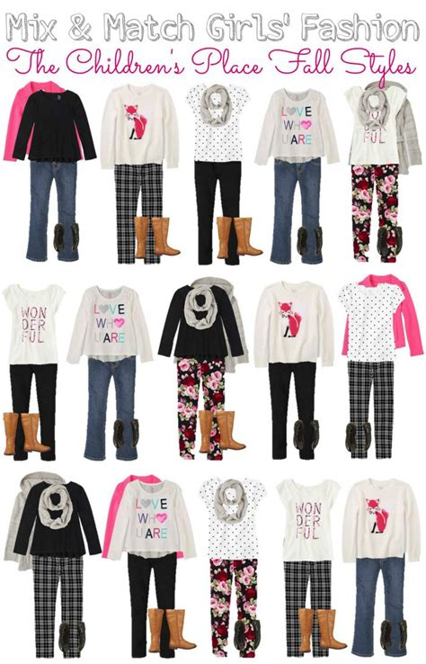 mix and match wardrobe for fall style on