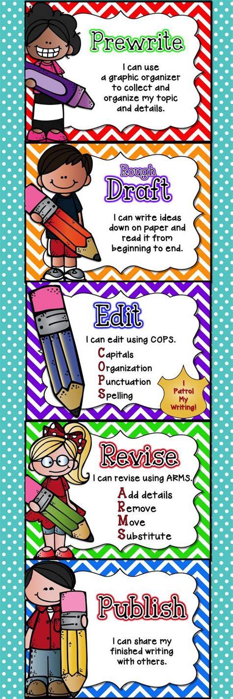 pattern of writing poster writing office kit and writer s folder writing process