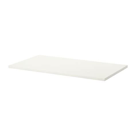 planche de bureau ikea linnmon plateau blanc ikea