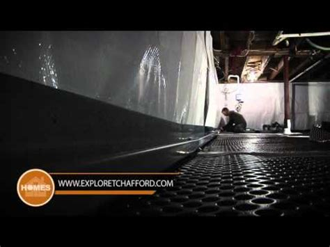 tc hafford basement systems basement waterproofing