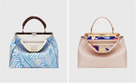 Design Your Own Fendi Bag The Fendi Artist Baguette by Zaha Hadid Designs Peekaboo Bag For Fendi Charity