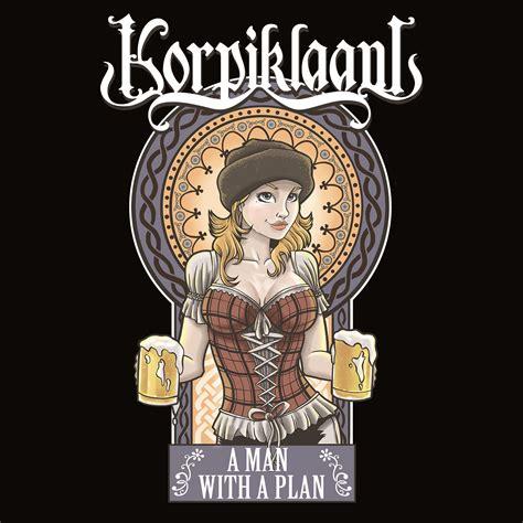 With A Korpiklaani Release Digital Single A Nuclear Blast