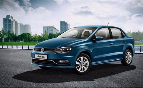 volkswagen ameo price volkswagen ameo launched in india prices start at rs 5