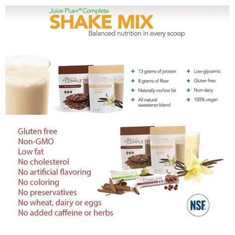 Juice Plus Shakes Detox Plan by Juiceplus Complete Shakes Our Favorite Recipes