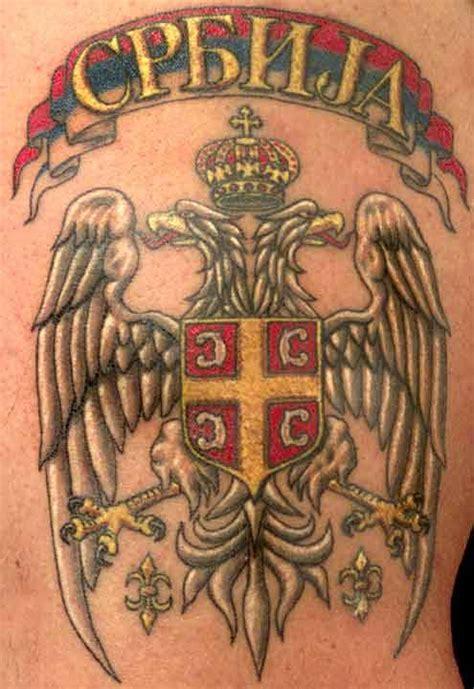 serbian tattoo designs serbs on