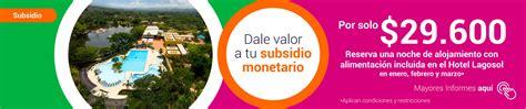 compensar subsidio de desempleo subsidio compensar