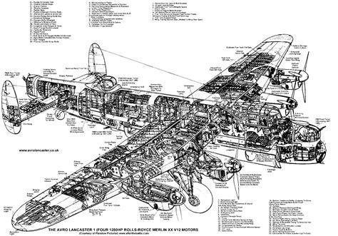 what is a cutaway diagram lancaster cutaway diagram