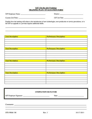 title 8 section 3203 employee training plan forms and templates fillable