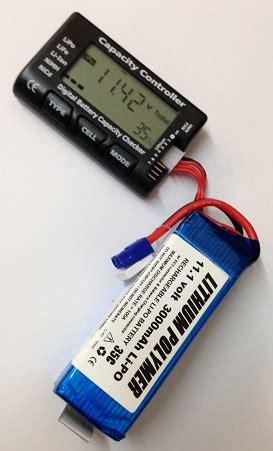 Batt Checker 2 7cell cellmeter 7 digital battery capacity checker