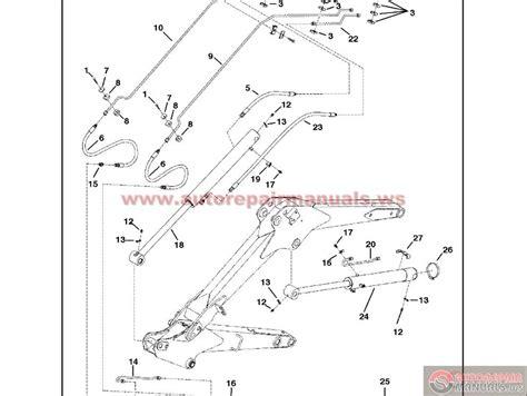 Ac Excavator bobcat wiring diagram a c t650 30 wiring diagram images