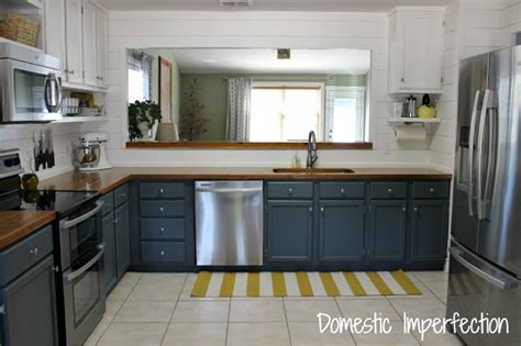 kitchen remodel on a budget everything brand new for 7 000 the official domestic imperfection house tour and a link