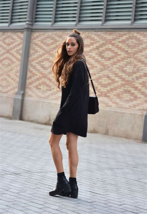 dress with boots how to wear boots with dresses 20 style