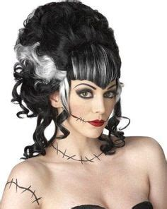 halloween themed hairstyles 1000 images about halloween hair and make up ideas on