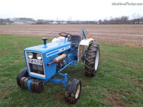 ford 1700 tractor ford 1700 tractors compact 1 40hp deere