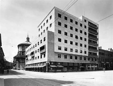 uffici pra torino piero portaluppi edificio per abitazioni e uffici via