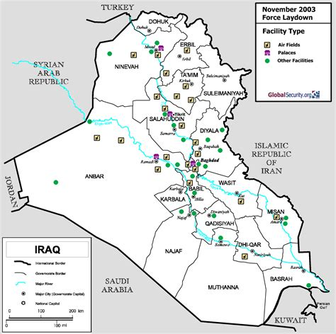 balad iraq map broaden al asad iraq