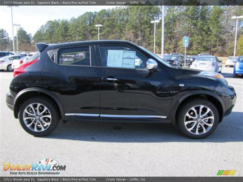 nissan juke black sapphire black 2011 nissan juke sv photo 5 dealerrevs com