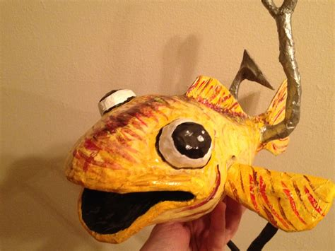 How To Make Paper Mache Fish - 187 paper m 226 ch 233 gallery
