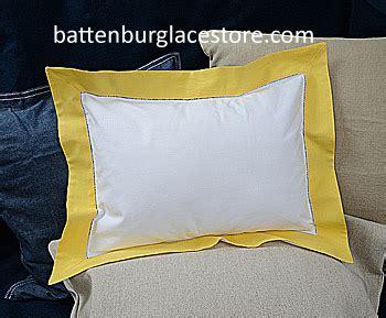 Standard Size Pillow Shams by Pillow Shams