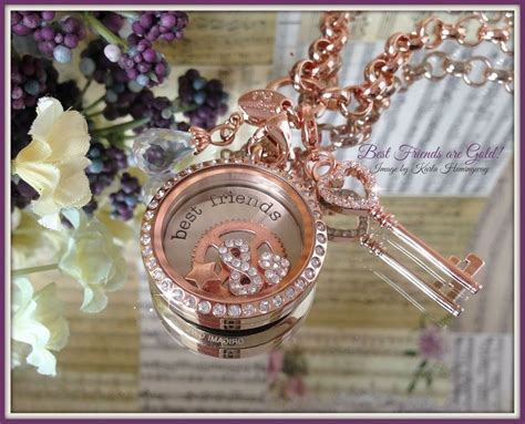origami owl best friends charm 124 best oo images on origami owl lockets