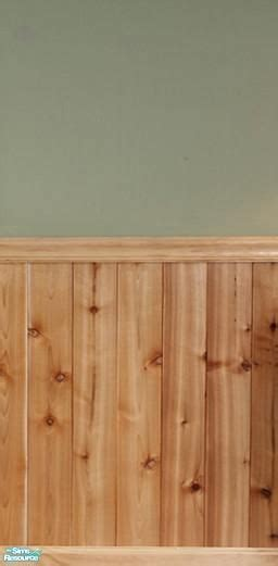 Knotty Pine Wainscoting by Fluffyauntydi S Knotty Pine Half Wall Paneling This