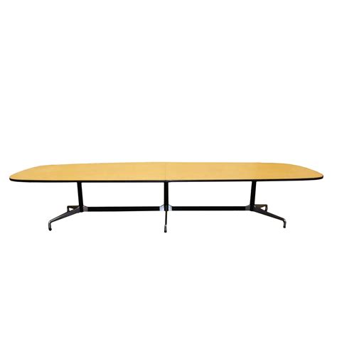 Eames Meeting Table Eames Conference Table Rental Furniture Rental Formdecor
