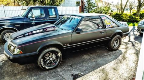 ohio state mustang 1990 mustang drag car for sale ford mustang 1990 for