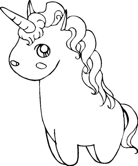 gallery gt cartoon unicorns coloring pages