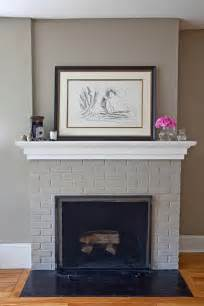 Brick Fireplace Transformed To Stone Fireplace Youtube » Ideas Home Design