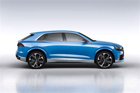 Q8 Audi by Audi Q8 2018 Wallpapers Images Photos Pictures Backgrounds