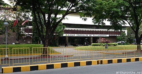 Mba In Up Manila by Asian Institue Of Management