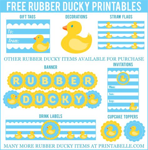 baby duck shower invitations free printables free rubber ducky baby shower printables extras