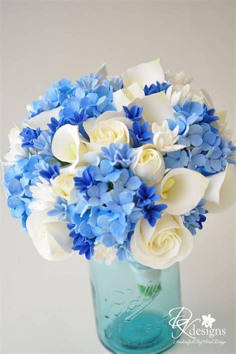 light blue flower arrangements best 25 blue flower arrangements ideas on