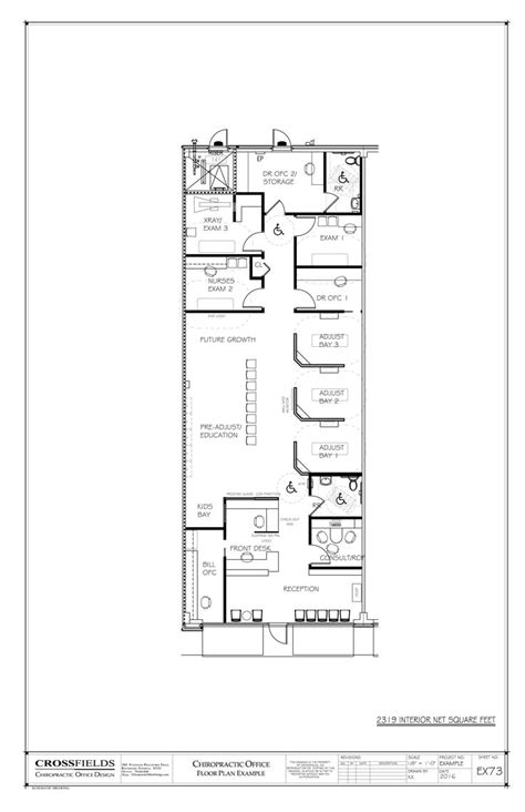 chiropractic office floor plans exle floor plan chiropractic floor plans pinterest