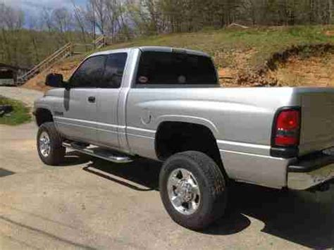electric and cars manual 2002 dodge ram 2500 electronic toll collection buy used 2002 dodge 2500 4x4 diesel 6 speed cummins wacth video see how nice in barbourville