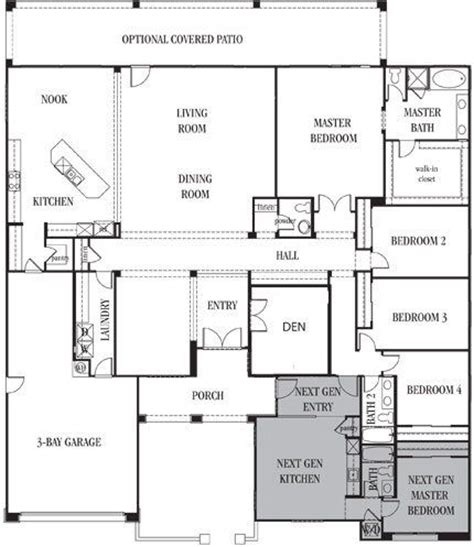 house plans usa best 25 next gen homes ideas on pinterest house layout plans one floor house plans