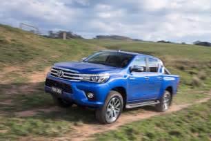 Toyota Trucks 2016 All New 2016 Toyota Hilux Enters Global Midsize Truck