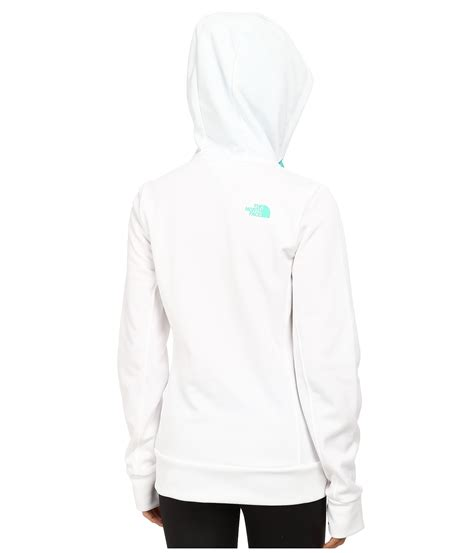 Jaket Sweater Hoodie Zipper Billiard 2 King Clothing 5 the fave zip hoodie in white lyst